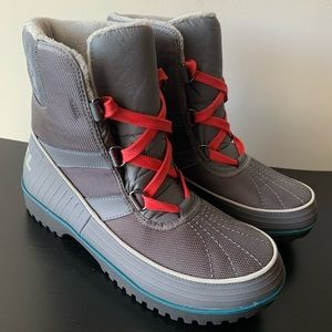 NEW Sorel Tivoli Waterproof Winter Boot - Size 11